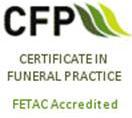 certificate in funeral practice