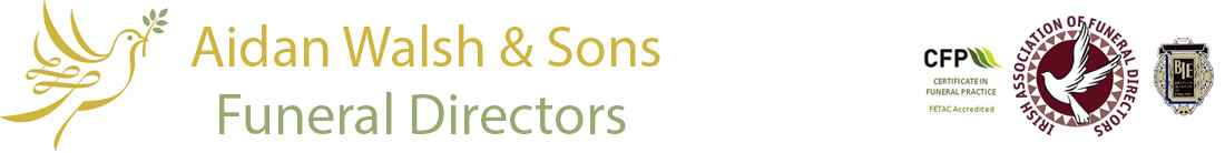 Aidan Walsh and Sons Logo