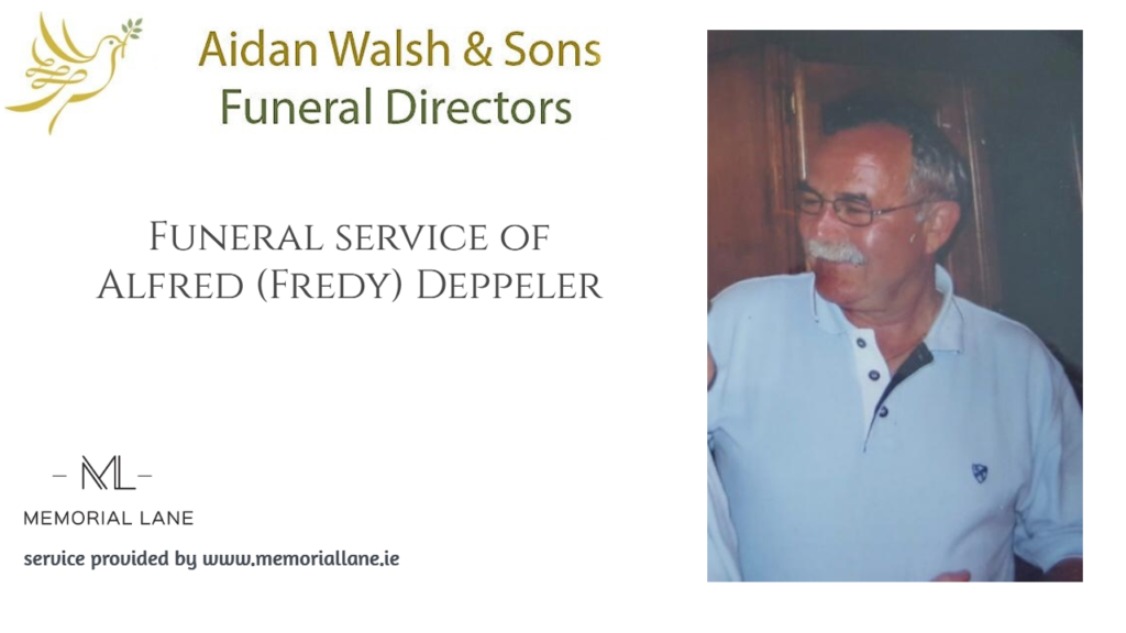 aidan walsh funeral ident